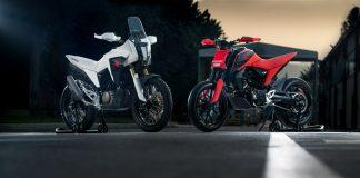 Ganteng! Motor Konsep Honda CB125 Melantai di EICMA 2018