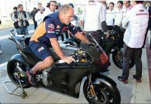 Tes MotoGP Valencia 2018