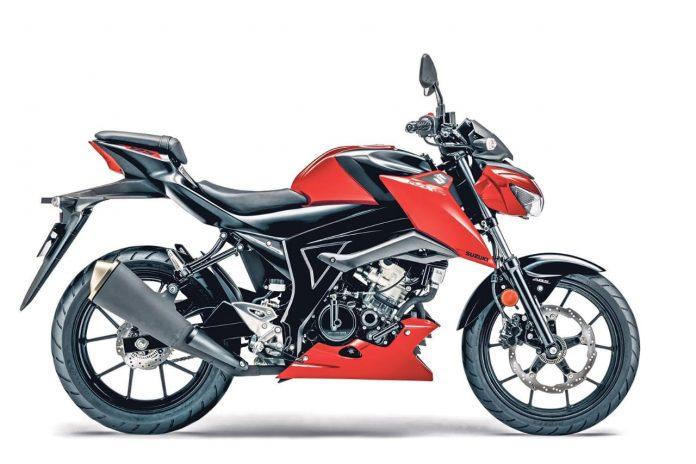 Suzuki GSX-S125 Diluncurkan Global di EICMA