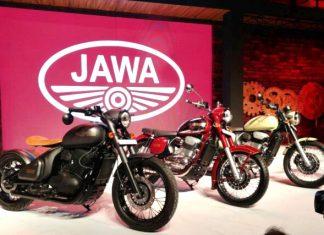 Motor Jawa Diluncurkan