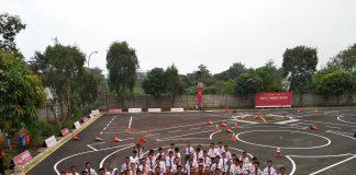 Training Center Wahana Dikunjungi Siswa SMK