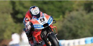 Ekor dan Swingarm Bar Ducati Desmosedici GP19