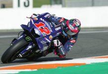 Vinales Unggul di Tes MotoGP Valencia Hari Kedua