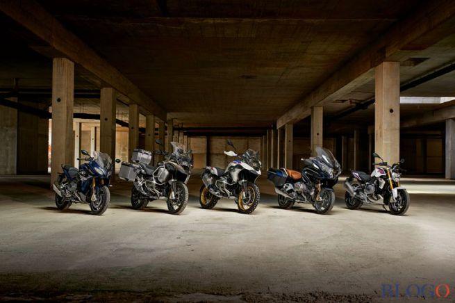 BMW Motorrad di EICMA 2018
