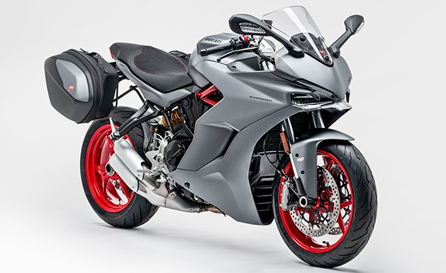 Recall Ducati Sportbike
