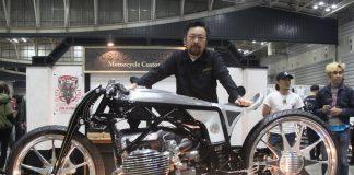 Motor Custom Proyek Rahasia BMW R18 dari CWZon