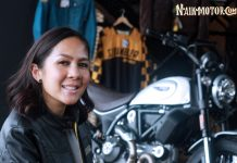 Faby Tsui Marketing Director Ducati Indonesia