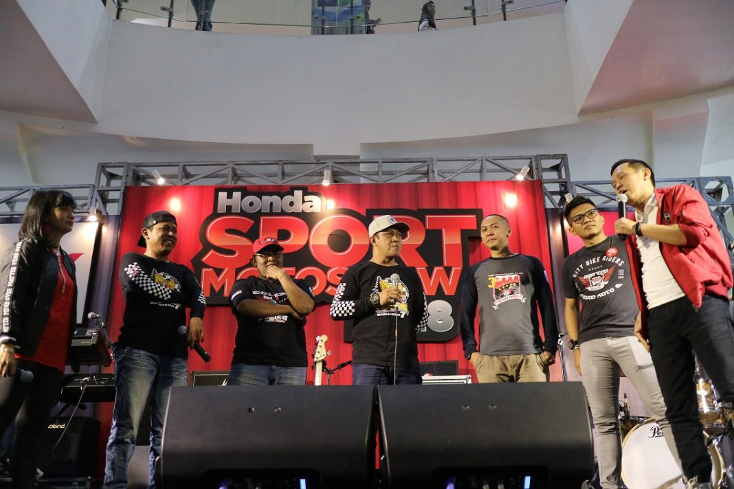 HONDA SPORT MOTOSHOW 2019 Yuk - Harga Motor Honda Bandung