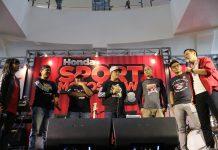 CBR Tangerang Club Edukasi Pengunjung Mal Karawaci