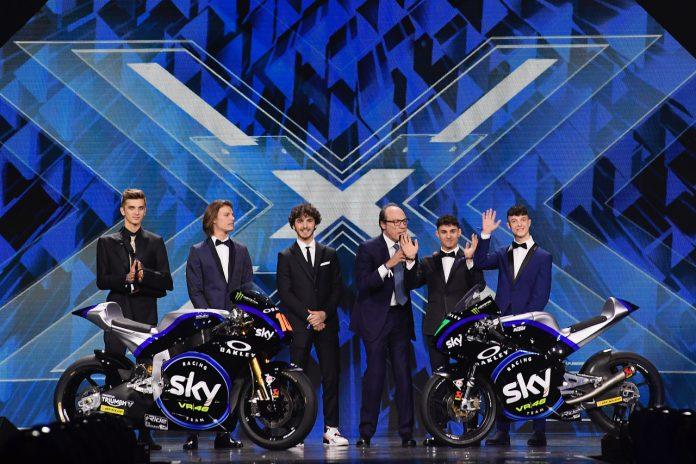 Livery Baru Sky Racing Team VR46 2019