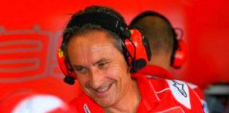 Ducati Corse berduka