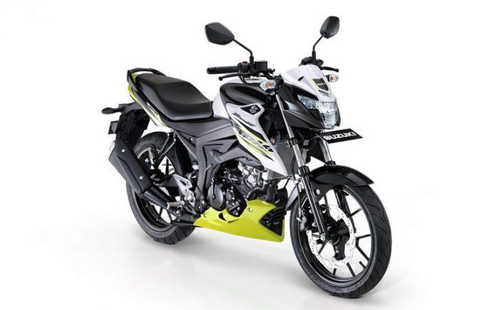 Insentif Rp3 Juta Pembelian Suzuki GSX150 Bandit Berlaku