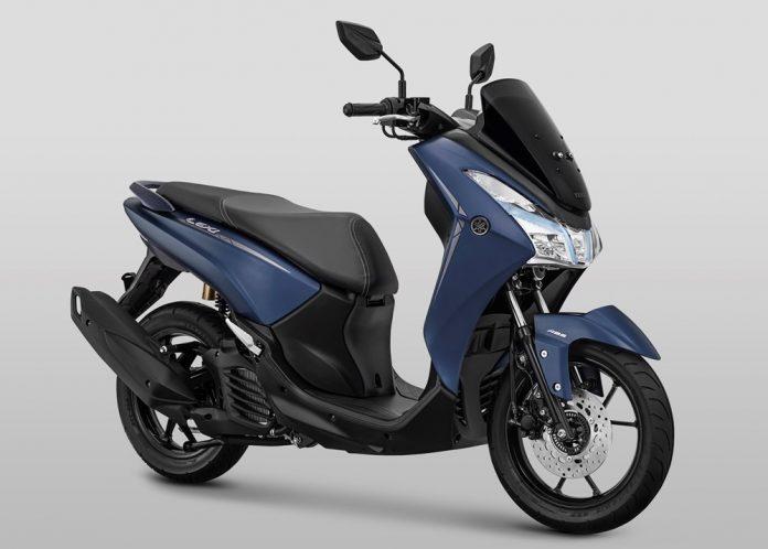 skutik Yamaha Lexi S ABS