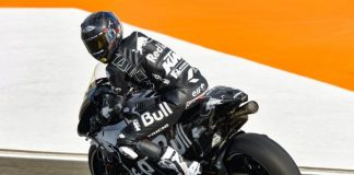 KTM RC16 2019 Tim Tech3