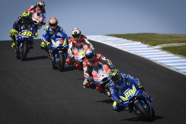 Aturan Baru MotoGP 2019