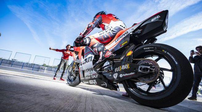 Desmosedici GP19 Dibangun Atas Masukan Lorenzo