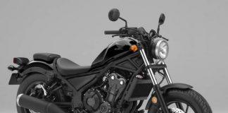 Honda CMX500 Rebel 2019 Mendapat Warna Baru