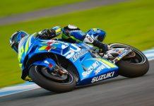 Suzuki Mengubah Mesin dan Sasis
