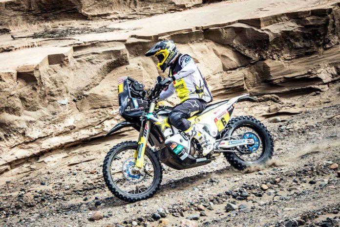 Reli Dakar 2019 Hari Keenam