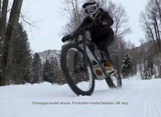 Video Harley-Davidson Listrik Concept1