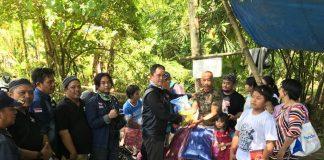 Royal Riders Indonesia Bergerak Bantu Korban Tsunami Selat Sunda