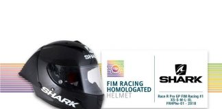 Shark Race R Pro GP FIM Racing #1