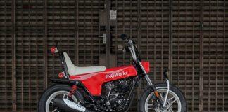 Modenas V15