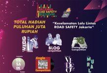 Lomba Kreativitas Milenium di Millenial Road Safety Festival 2019
