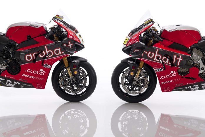 Tim Ducati WorldSBK 2019