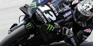 Aerofairing Baru Yamaha di Tes MotoGP 2019 Sepang