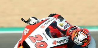 Tes Moto2 2019 Qatar Hari Pertama