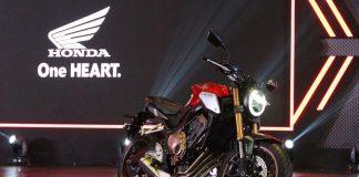 Honda CB650R Neo Sport Cafe