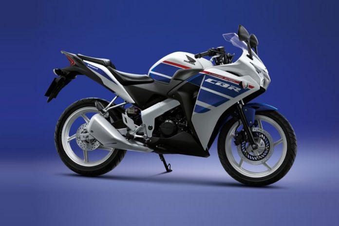 Honda CBR150R legend