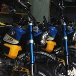 3 Unit Edisi Khusus Honda Monkey Z125 H2C dan Moriwaki
