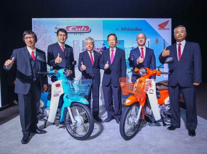 Honda Super Cub 110 Segera Masuk Indonesia