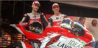 Tim MV Agusta Moto2 Diluncurkan