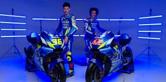 Suzuki Ecstar MotoGP 2019 Diluncurkan