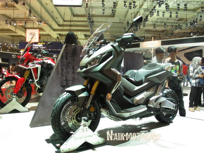 Honda X-ADV 300