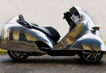 Peugeot Metropolis 120th Anniversary Custom