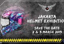 Jakarta Helmet Exhibition