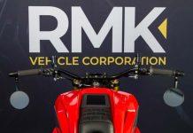Versi Produksi Streetfighter Listrik RMK E2