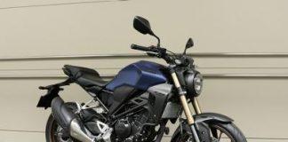 Honda CB250R Dihadirkan Kembali di Osaka Motorcycle Show 2019