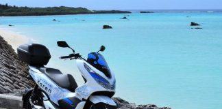 Rental Honda PCX Electric untuk Pariwisata