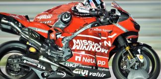 Winglet Swingarm Ducati Legal