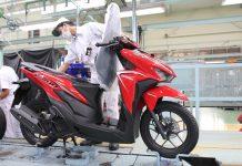 Honda Vario 150 dan 125