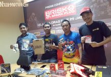 Drag Bike Brisk Motor Indonesia