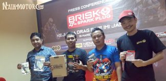 Drag Bike Brisk Motor Indonesia