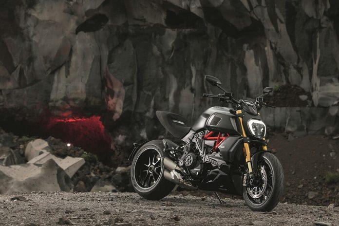 Ducati Diavel 1260 Mendapat Red Dot Award 2019