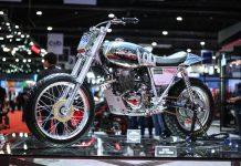 GPX Legend 400 FTR