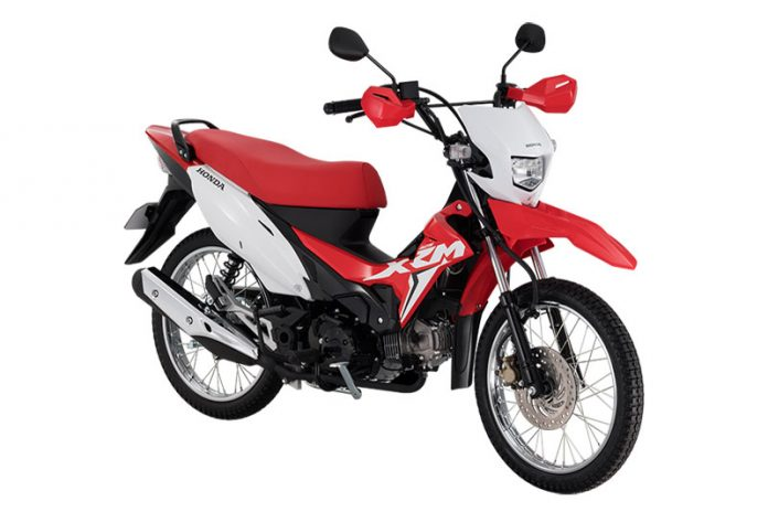 All New Honda XRM125 DS